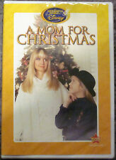 Disney A Mom For Christmas DVD New Olivia Newton John
