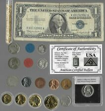 Silver Dollar Barber Mercury Liberty Indian Rare US Coin Collection Lot Gold 408