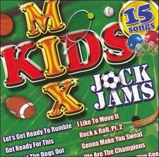 FREE US SHIP. on ANY 2 CDs! NEW CD Various Artists: Kids Mix: Jock Jams