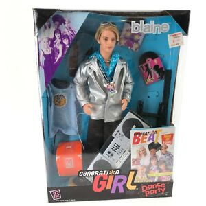 Barbie Doll Generation Girl Blaine Dance Party 1999