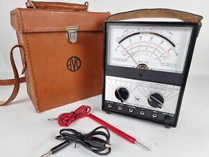 Vintage Eagle Products K-1400 Volt-Ohm-Milliammeter Analogue Multimeter Japan