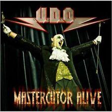 U.D.O. - Mastercutor Alive  (2-CD DIGI-CD) DCD