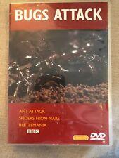 Bugs Attack BBC 2xDVD