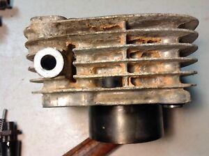 YAMAHA XT 250G 2 VALVE  (80) CYLINDER BORE . 75.5 mm