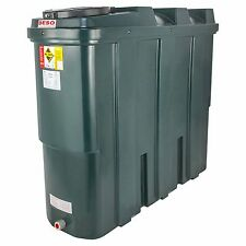 1250 Litre Bunded Oil Tank - 10 Year Guarantee + FREE NEXT DAY DELIVERY