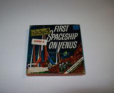 FIRST SPACESHIP ON VENUS no 235 Super 8mm Film