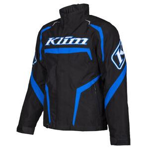 KLIM KAOS JACKET  2XL GLACIAL BLUE BRAND NEW W/TAGS