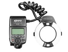 Kenro Macro Ring Camera Flash Small Product Photography for Canon - KFL201C