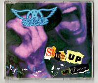 AEROSMITH SHUT UP AND DANCE UK CD SINGLE IMPORT