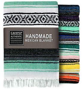Mexican Serape Blanket - indoor Outdoor Throw