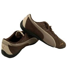 scarpe puma uomo marroni
