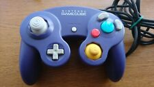 Official Nintendo GameCube PURPLE Controller (Great Condition, FREE P+P Anywhere