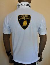 NWT Automobili Lamborghini Smart Casual Polo T-Shirt