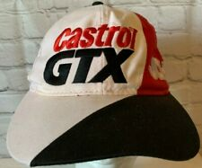 NHRA John Force Castrol GTX Vintage Snapback Hat