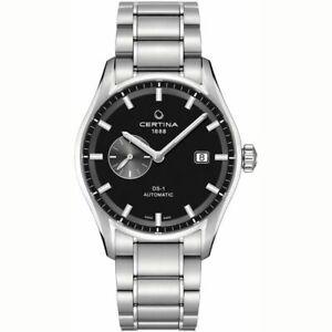 Certina DS-1 Men's Watch Automatic Bracelet BNIB