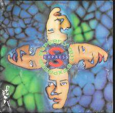 "45 TOURS / 7"" SINGLE--S EXPRESS--SUPERFLY GUY / FUNKY KILLER--1988"