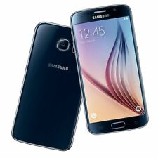 Samsung Galaxy S6 Neu SM-G920F 32GB Schwarz, Black Sapphire, Ohne Simlock DE