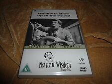 Trouble in Store (1953) / Up in the World (1956)[Region 2 PAL DVD] Norman Wisdom