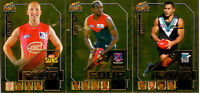 2011 Select AFL Champions Card Series Fab Four Gold Cards Full Set (68)-Value!
