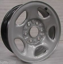16 Inch 6 on 5.5 Steel Wheel Fit Silverado Tahoe Sierra Yukon 1500 WE8215N NEW