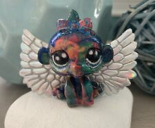 OOAK LPS Little Pet Shop Monkey With Wings Hand Painted Customized