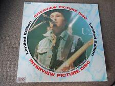 U2 RARE Baktabak Interview Picture Disc
