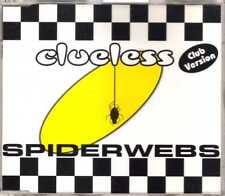 Clueless - Spiderwebs - CDM - 1997 - Eurohouse 4TR No Doubt cover