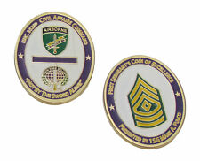 US Army Airborne HHC 352nd Civil Affairs Command Challenge Coin