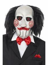 Mask Horror Latex Saw Maschera Lattice Saw Smiffy's Art. 42948 One Size
