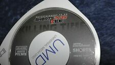 sony psp umd - sports play extreme live action - tested ok playstation portable