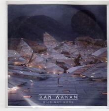 (GQ857) Kan Wakan, Midnight Moon - 2014 DJ CD