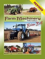 Farm Machinery Bell, Brian Hardcover Used - Very Good