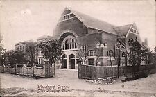 Woodford Green. Silas Hocking Church by Frith.