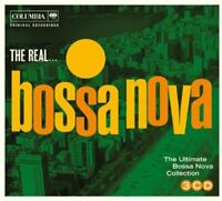 REAL... BOSSA NOVA - VARIOUS ARTISTS [CD]