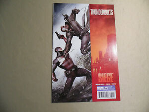 Thunderbolts #142 (Marvel 2010) Siege / Free Domestic Shipping
