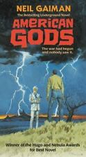 American Gods: the Tenth Anniversary Edition : A Novel by Neil Gaiman (2016, Mass Market, Anniversary)