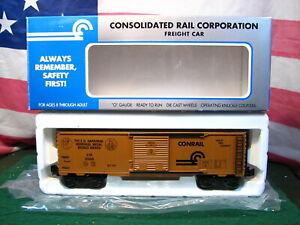 K-LINE K641-1411IC Conrail 2000 Harriman Memorial Bronze Medal Award Boxcar MIB