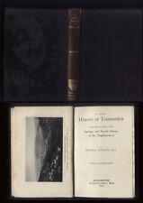 1912 RARE original A SHORT HISTORY OF TODMORDEN by Joshua Holden, Manchester Uni