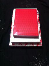 Gift Box Tower Set/Lot Of Three Christmas Gift Boxes/3 Gift Boxes/