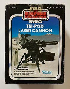 Star Wars Vintage ESB Tri-Pod Laser Cannon Kenner 1982 *Box Only*