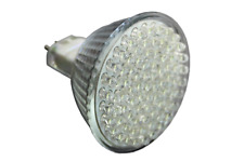 3x 3w LED emisor mr16 gu5.3 High lumen spot lámpara 12v blanco frío 270 LM 60 ° a + +