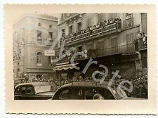 Libération 1944 Toulon  -  photo ancienne débarquement de Provence