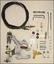 Weber DCOE Carburador Totalmente Ajustable Doble Cable Del Acelerador vinculación Kit LP4245