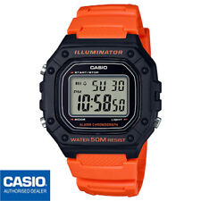 Casio digital W-218h-4b2vef W-218h-4b W-218
