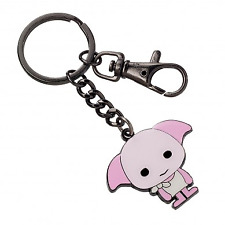 Official Harry Potter CHIBI Dobby The House Elf Cutie Keyring With Trigger Clip