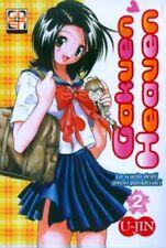 manga GOEN  GAKUEN HEAVEN LA SCUOLA DEGLI AMORI PARADISIACI numero 2