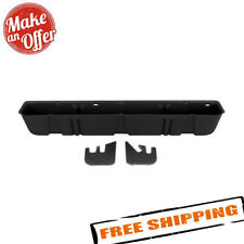 DU-HA 20106 Black Underseat Storage Case for 2015-2019 Ford F-150