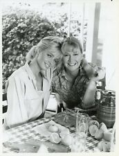 TERI COPLEY DIANE LADD SMILING PORTRAIT I MARRIED A CENTERFOLD 1984 NBC TV PHOTO