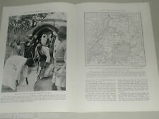 1937 magazine article Uganda, Africa, people, history etc
