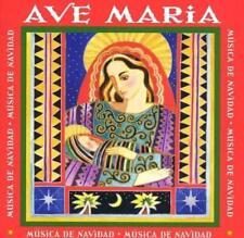 AVE MARIA Musica De Navidad (Christmas CD) USA Import *NEW*